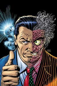 Two-Face, with coin a flippin